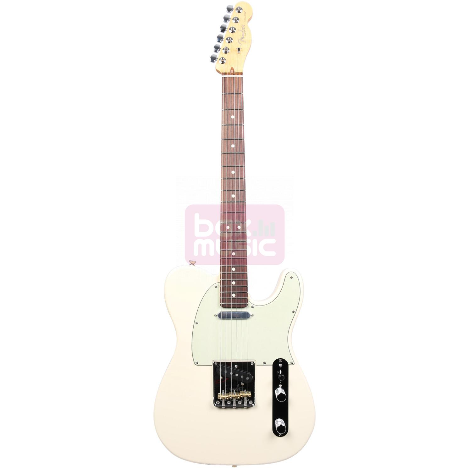 Fender American Professional Telecaster Olympic White RW