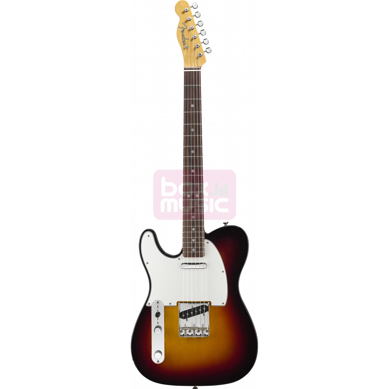 Fender American Vintage 64 Telecaster LH 3-Color Sunburst