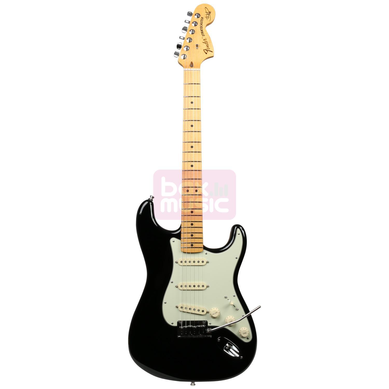 Fender Artist The Edge Strat Black MN