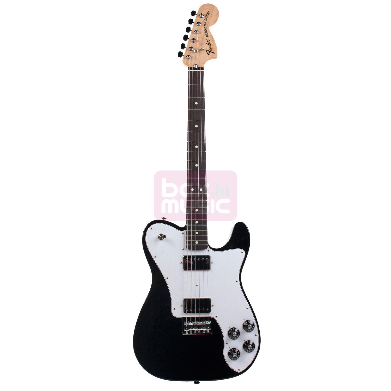 Fender Chris Shiflett Signature Telecaster Deluxe Black