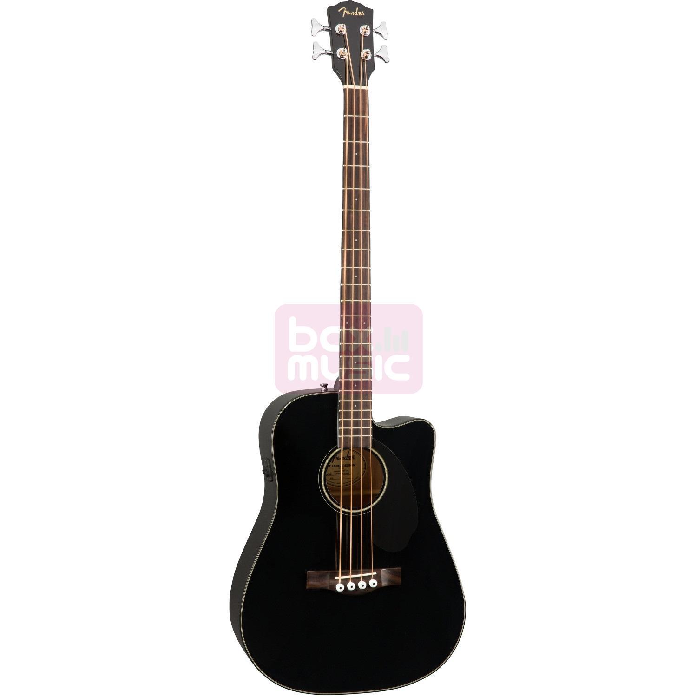 Fender Classic Design CB-60SCE Black