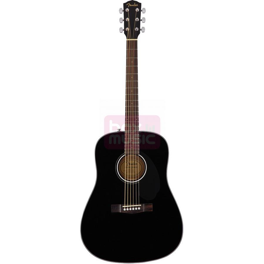 Fender Classic Design CD-60S Black