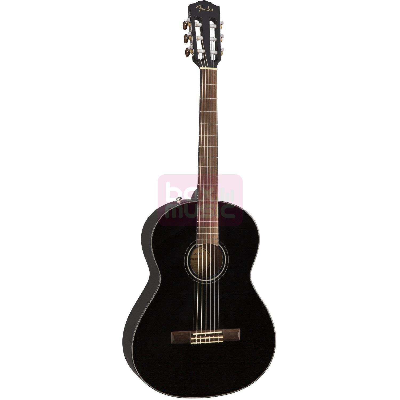 Fender Classic Design CN-60S Black
