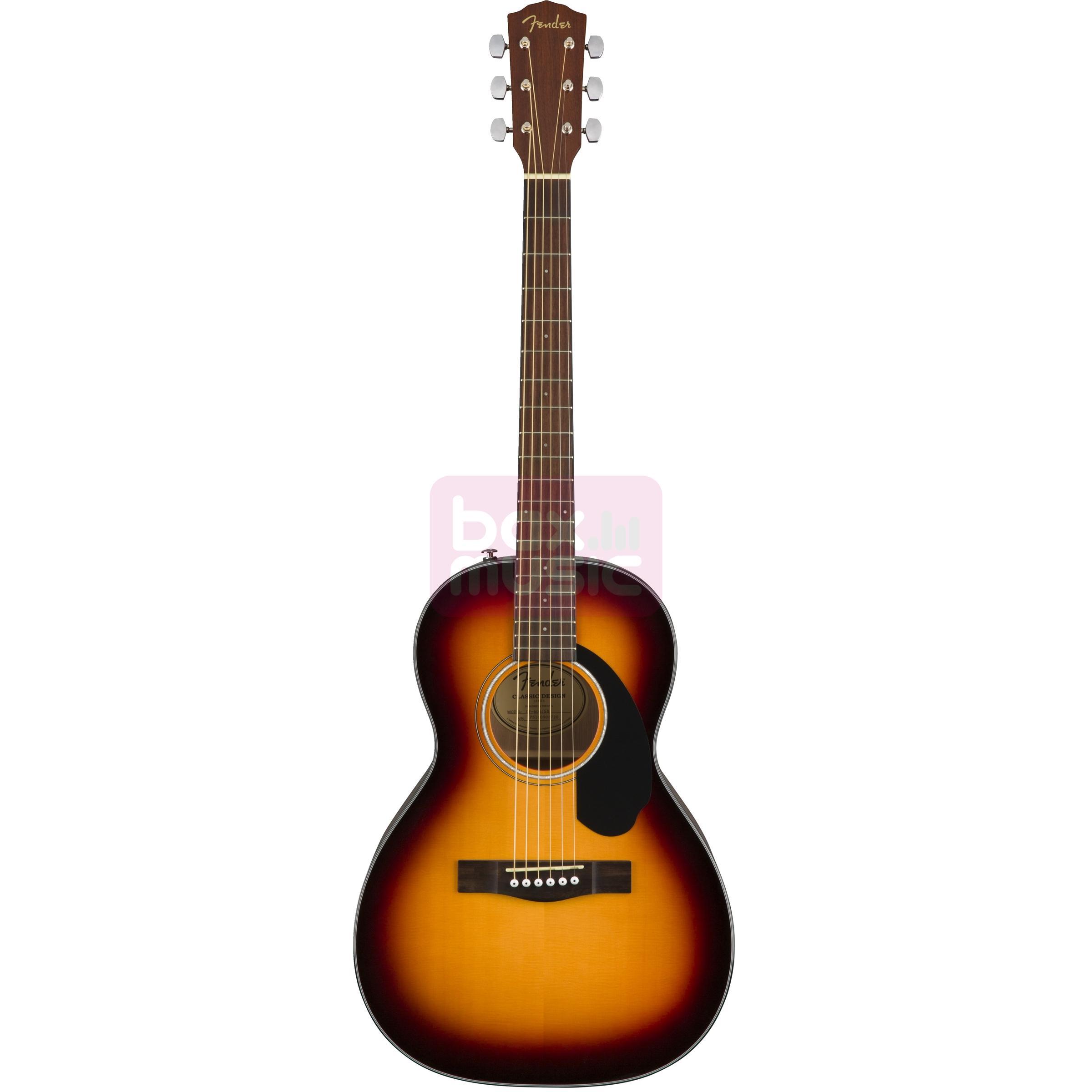 Fender Classic Design CP-60S 3-Color Sunburst