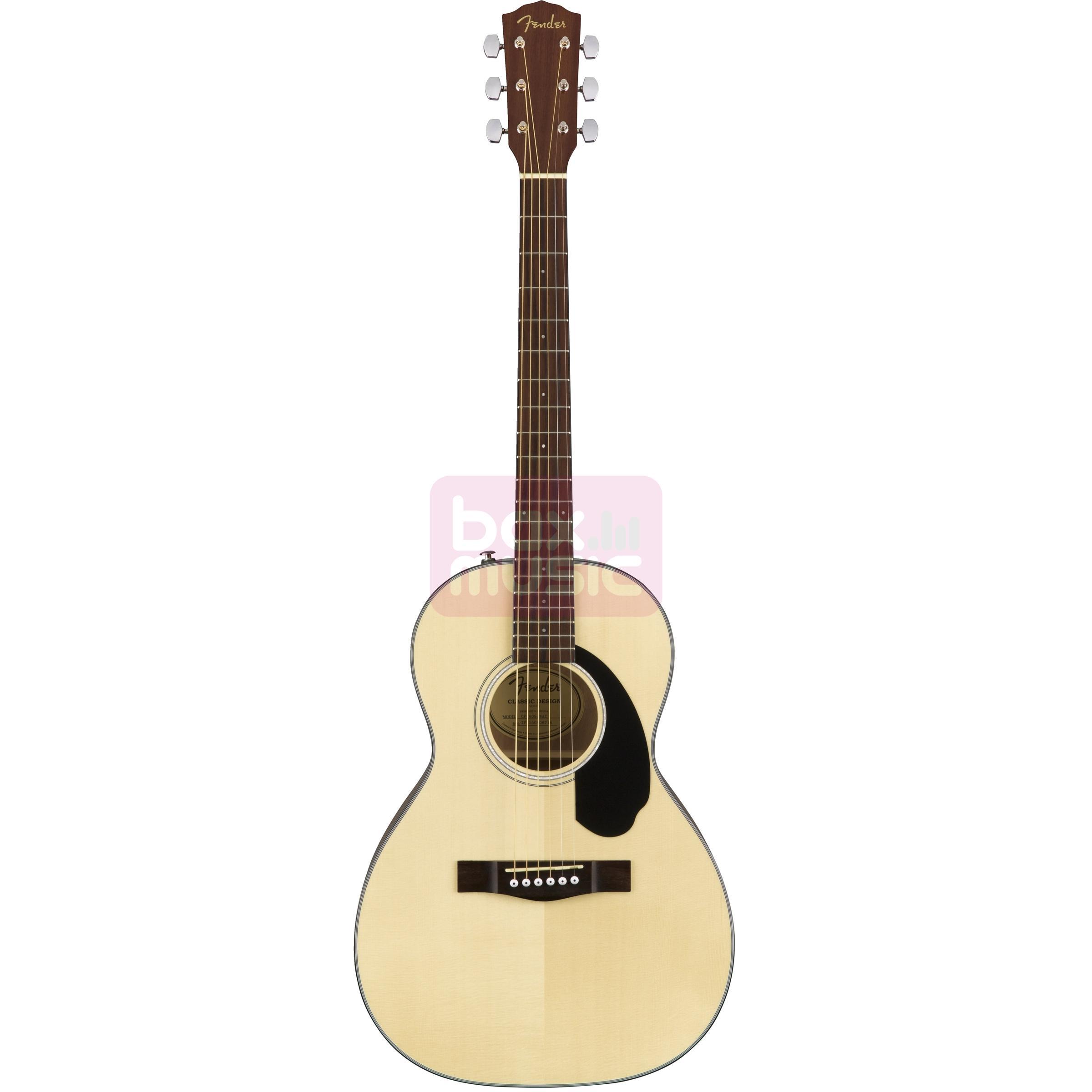 Fender Classic Design CP-60S Natural