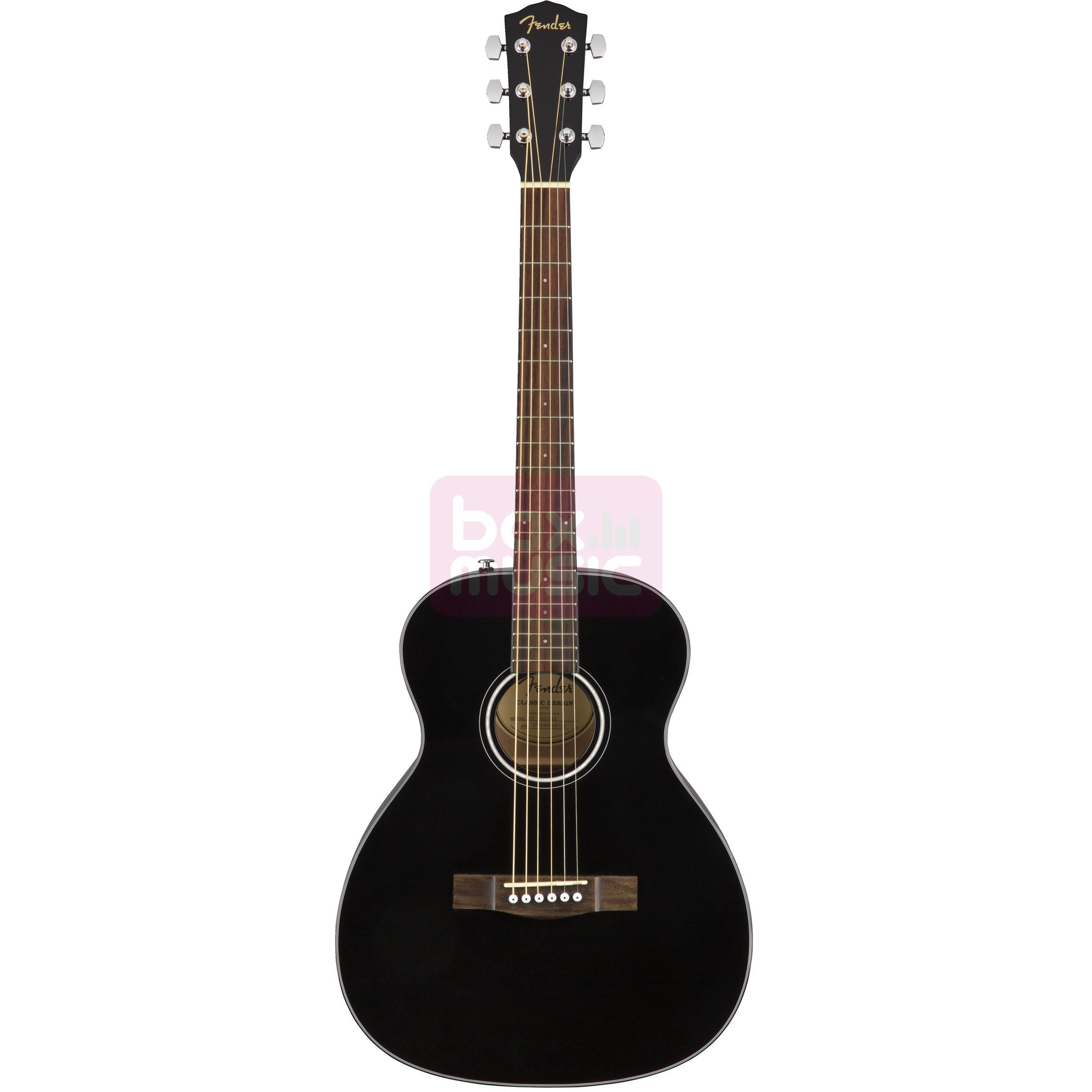 Fender Classic Design CT-60S Black
