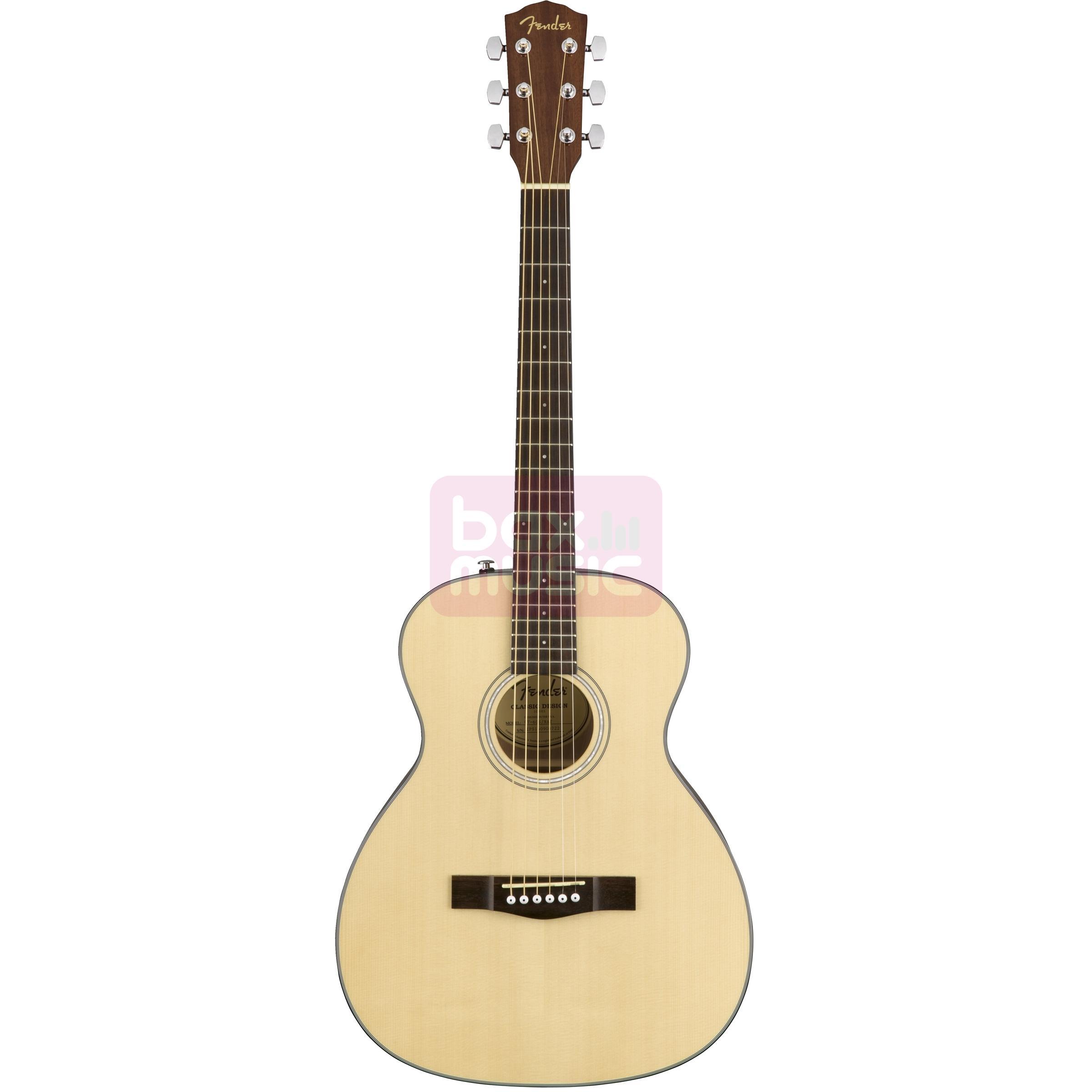 Fender Classic Design CT-60S Natural