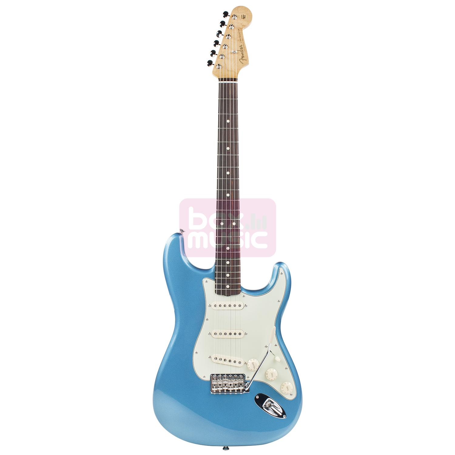 Fender Classic Series '60s Stratocaster Lake Placid Blue PF