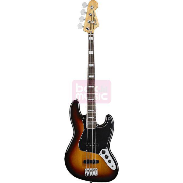 Fender Classic Series 70s Jazz Bass 3-Colour Sunburst RW