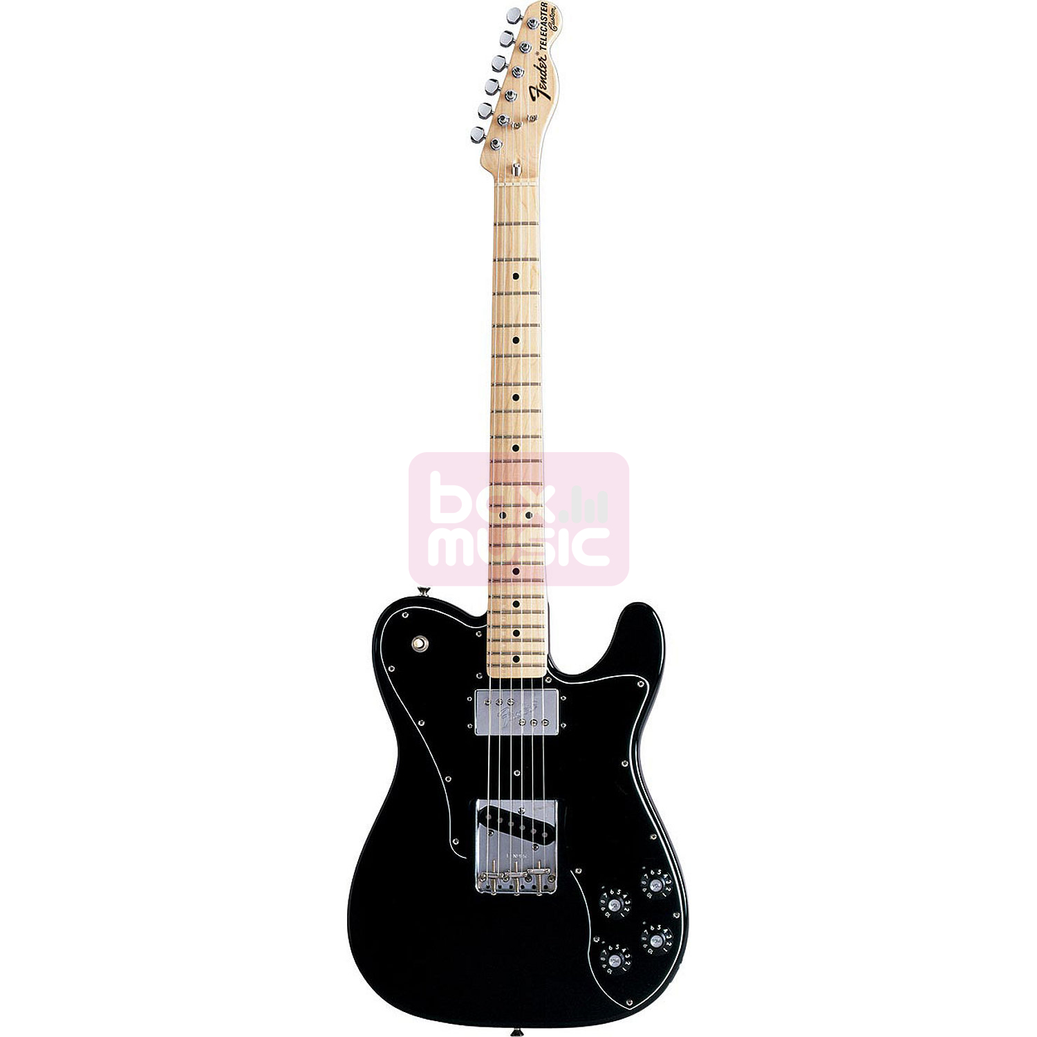 Fender Classic Series 72 Telecaster Custom Black MN