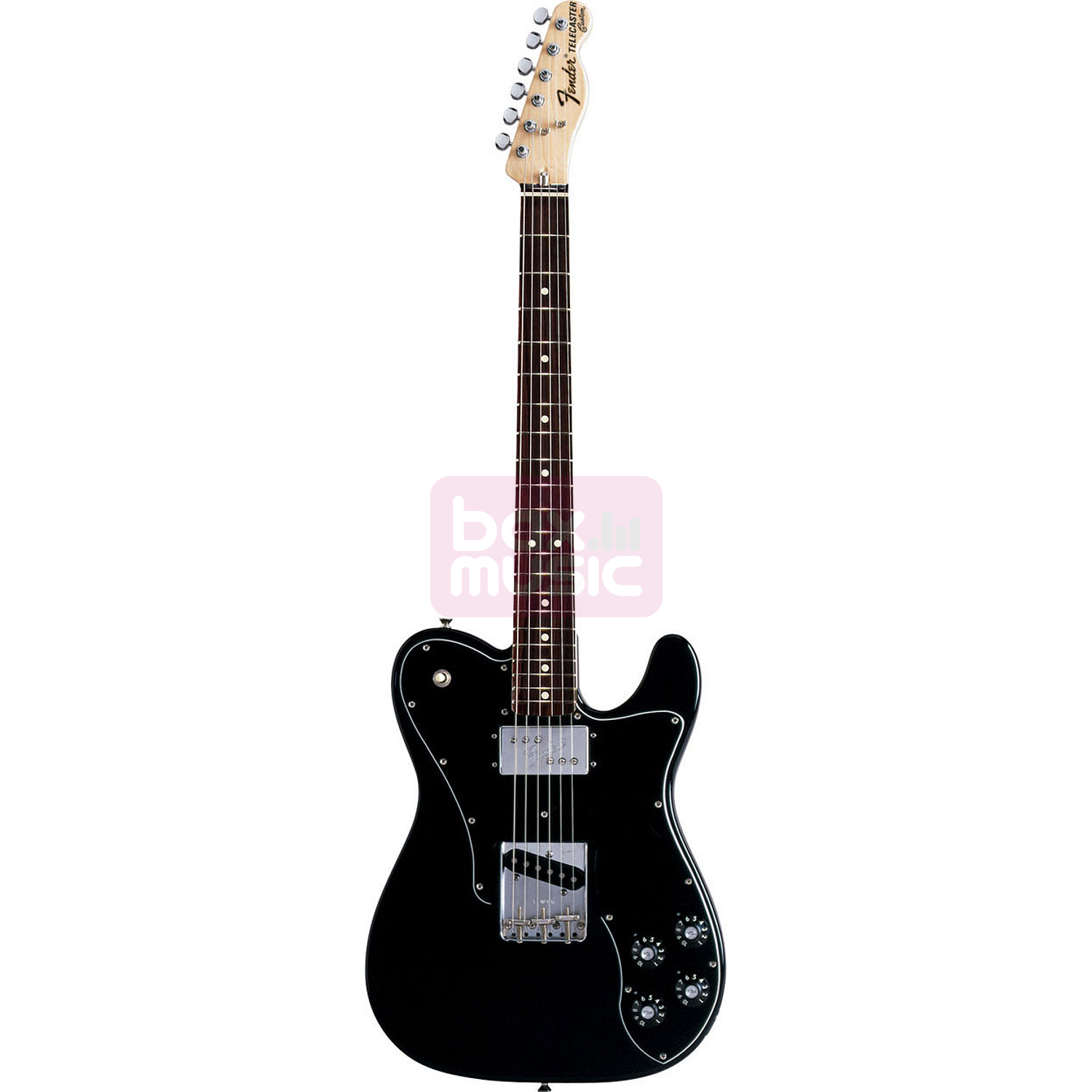 Fender Classic Series 72 Telecaster Custom Black RW