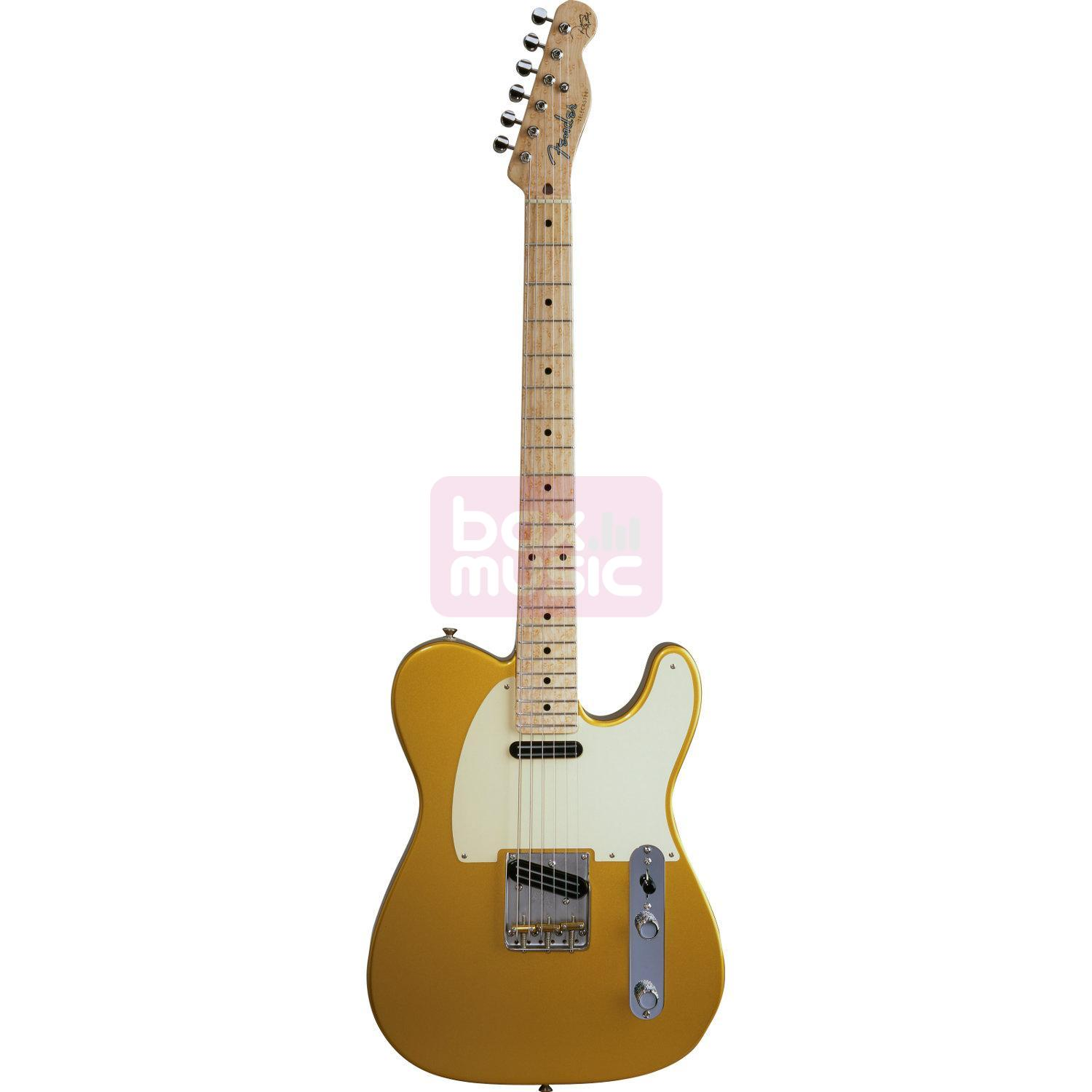 Fender Custom Shop Danny Gatton Signature Telecaster Frost Gold
