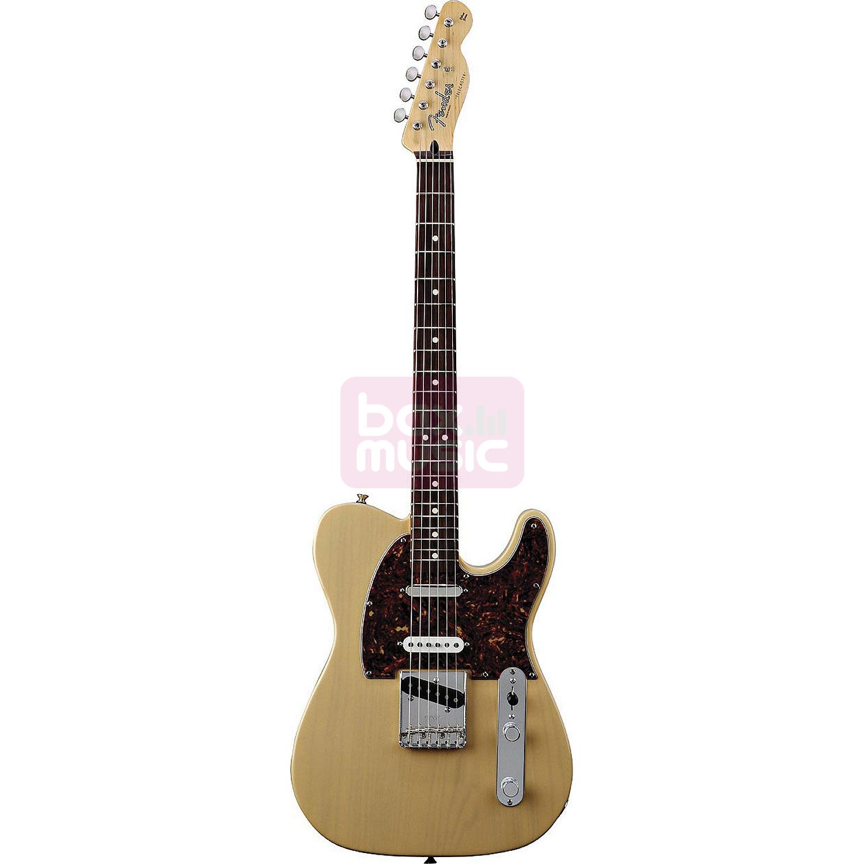 Fender Deluxe Nashville Tele Honey Blonde RW