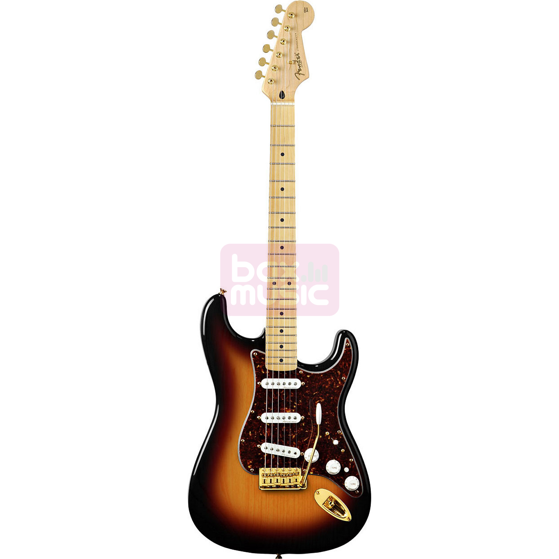 Fender Deluxe Players Strat 3-Color Sunburst MN
