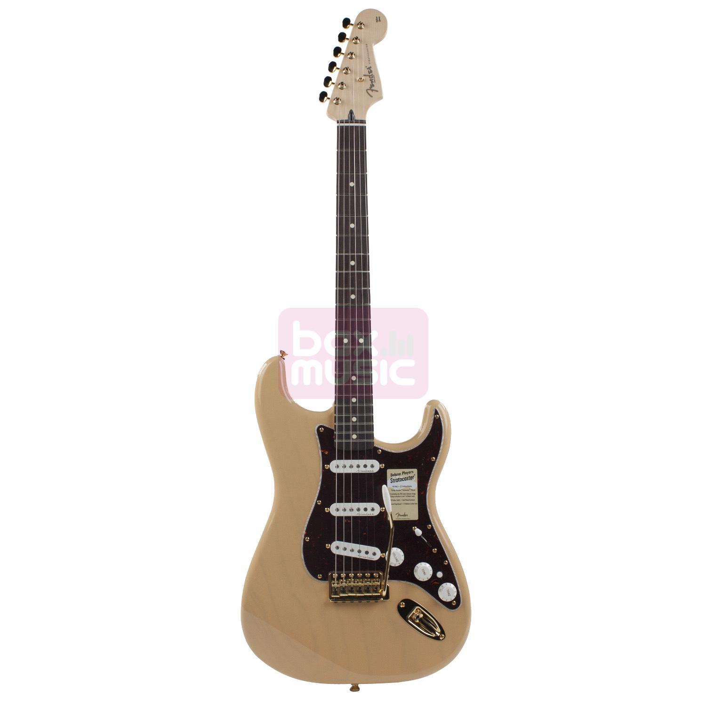 Fender Deluxe Players Strat Honey Blonde RW