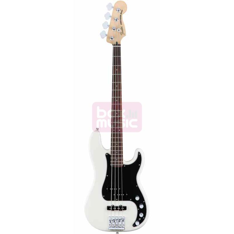 Fender Deluxe Precision Bass Special Olympic White