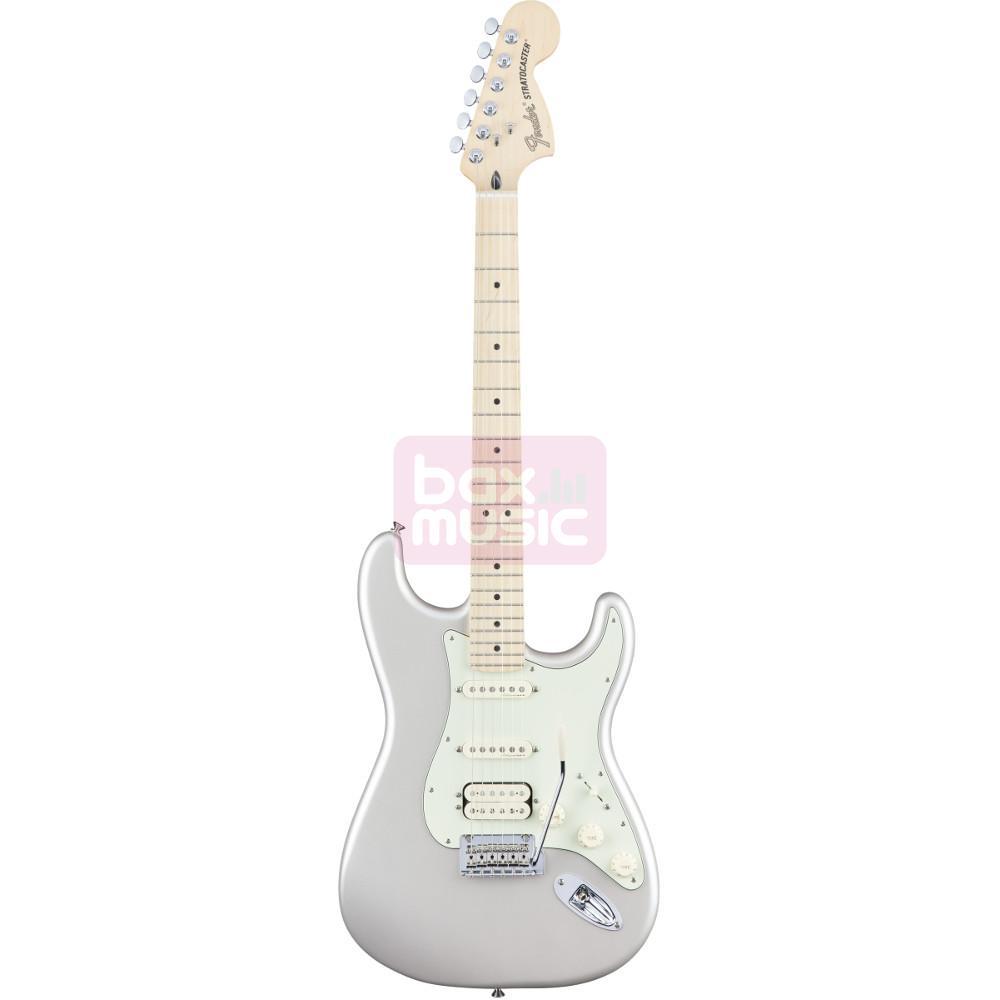 Fender Deluxe Stratocaster HSS Blizzard Pearl