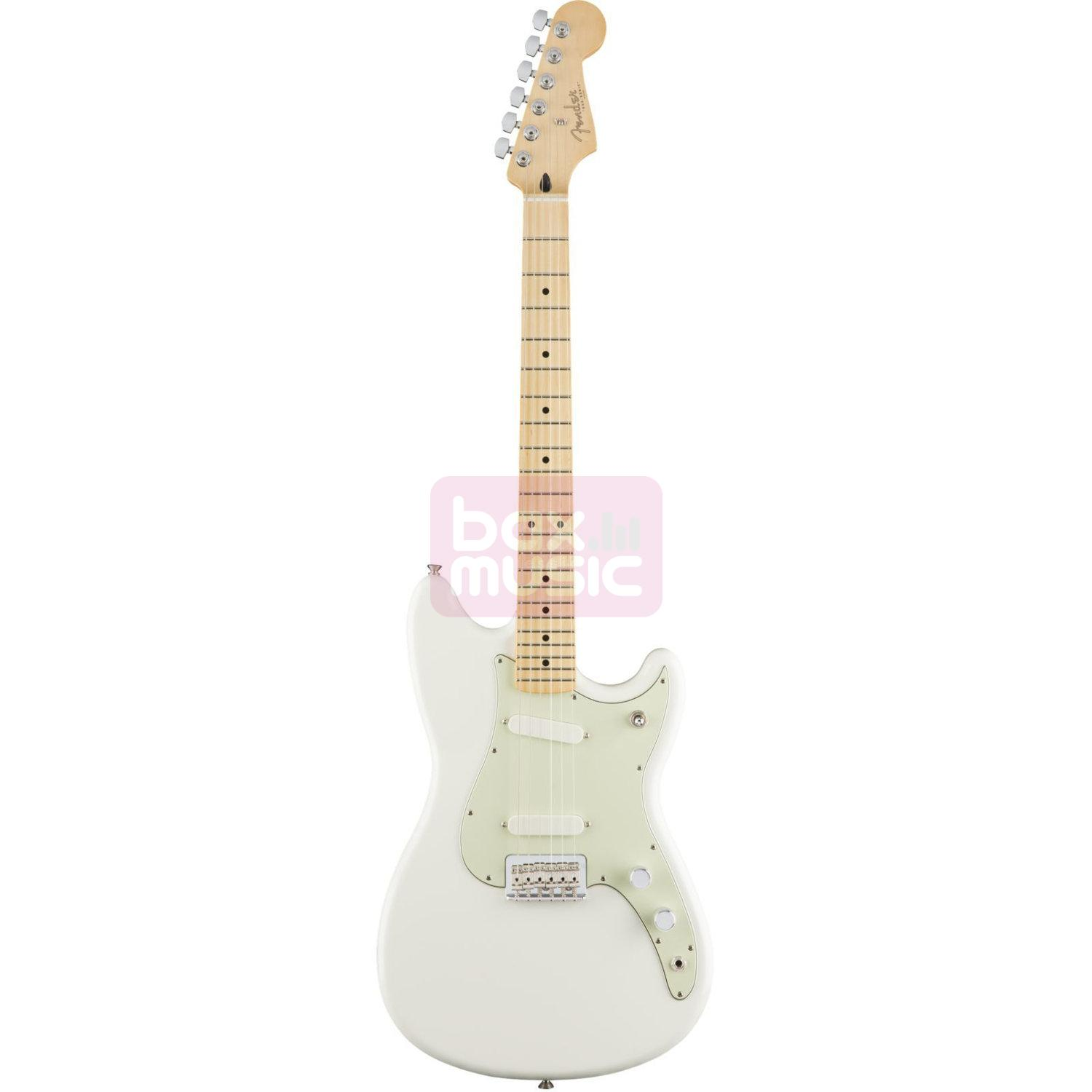 Fender Duo-Sonic Aged White MN