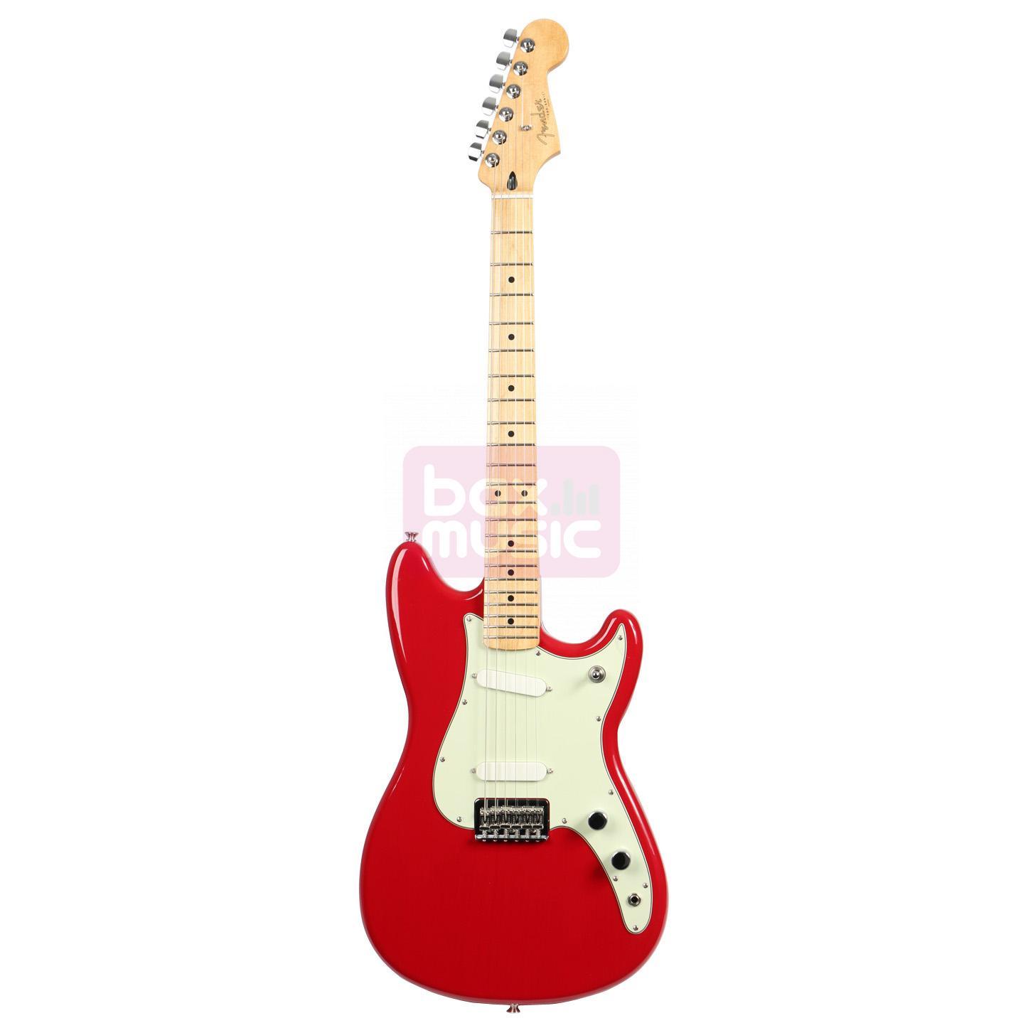 Fender Duo-Sonic Torino Red MN