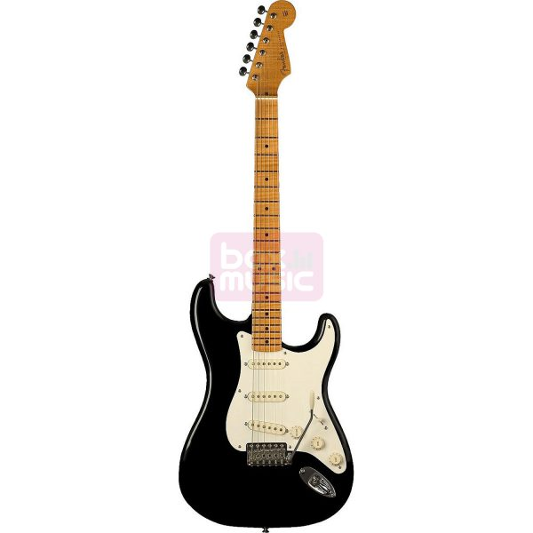 Fender Eric Johnson Stratocaster Black MN