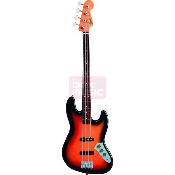 Fender Jaco Pastorius Jazz Bass Fretless 3-Color Sunburst