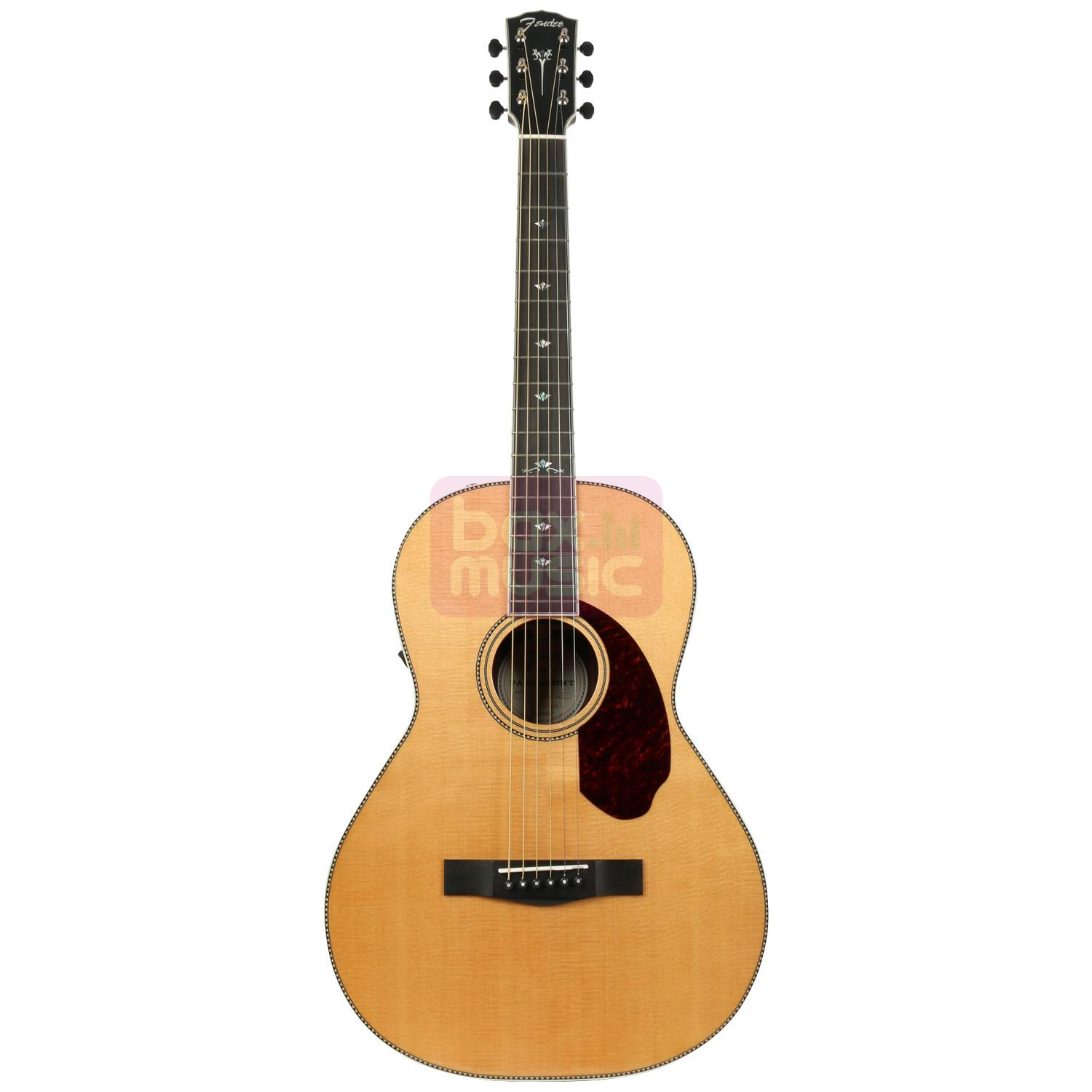 Fender Paramount PM-2 Deluxe Parlour Natural