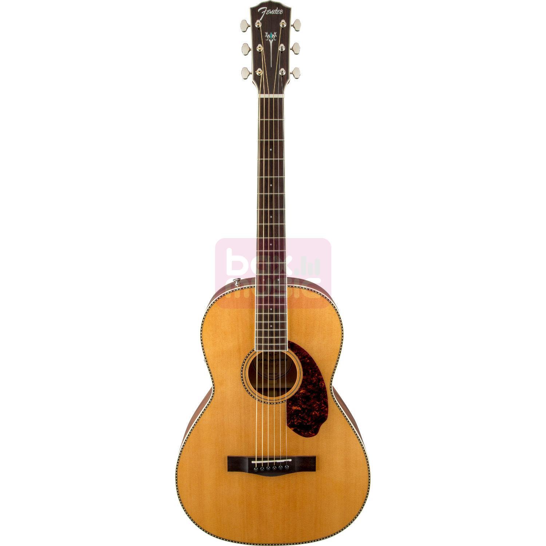 Fender Paramount PM-2 Standard Parlour Natural