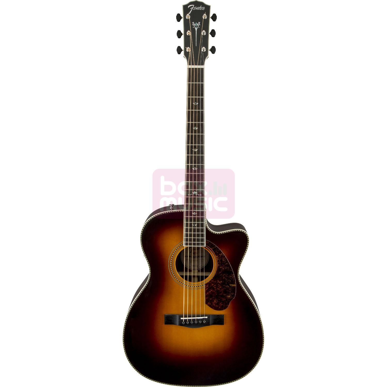 Fender Paramount PM-3 Deluxe Triple O Vintage Sunburst