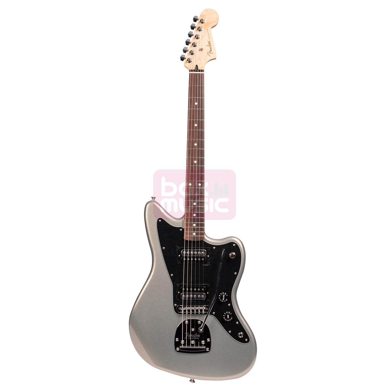 Fender Standard Jazzmaster HH RW Ghost Silver