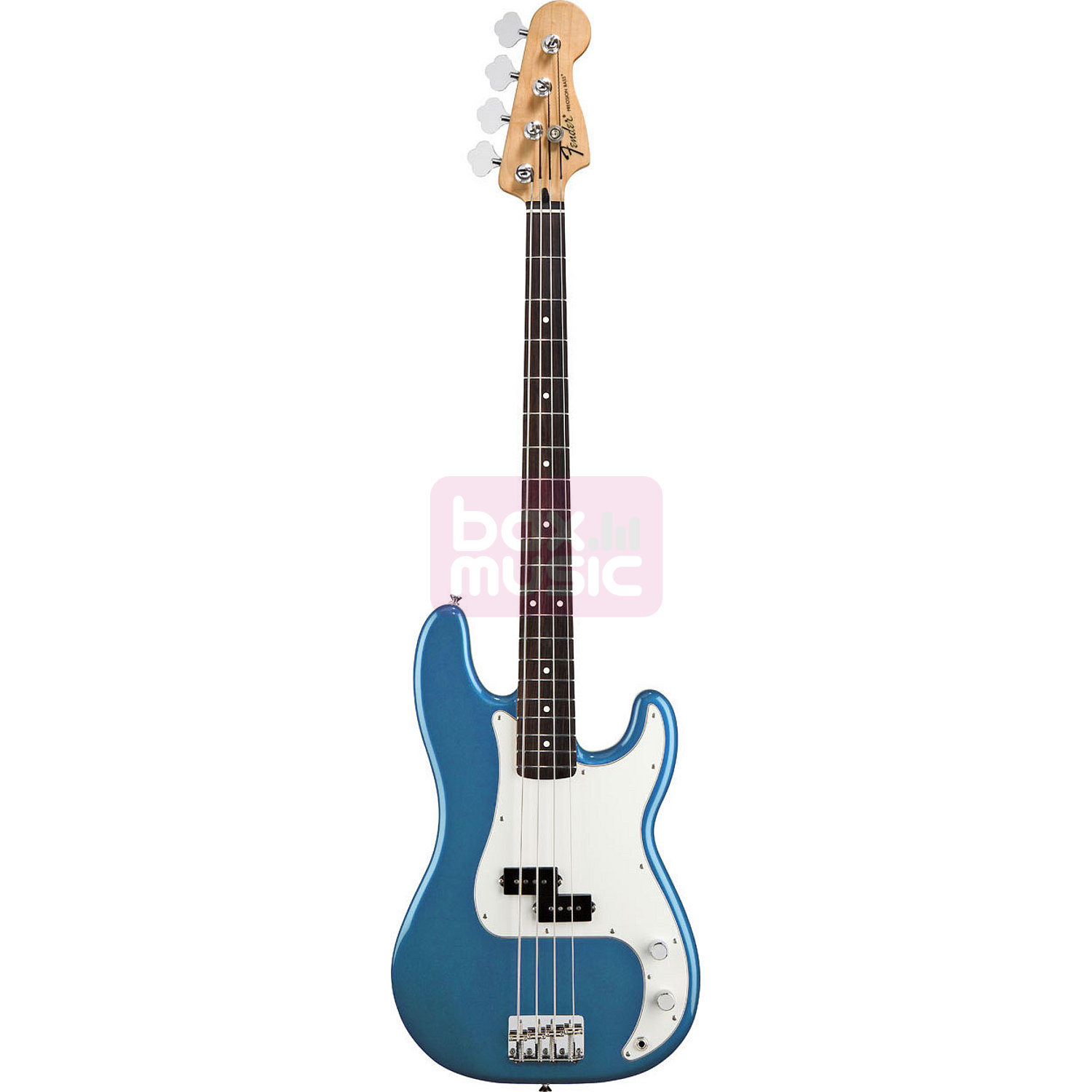 Fender Standard Precision Bass Lake Placid Blue RW