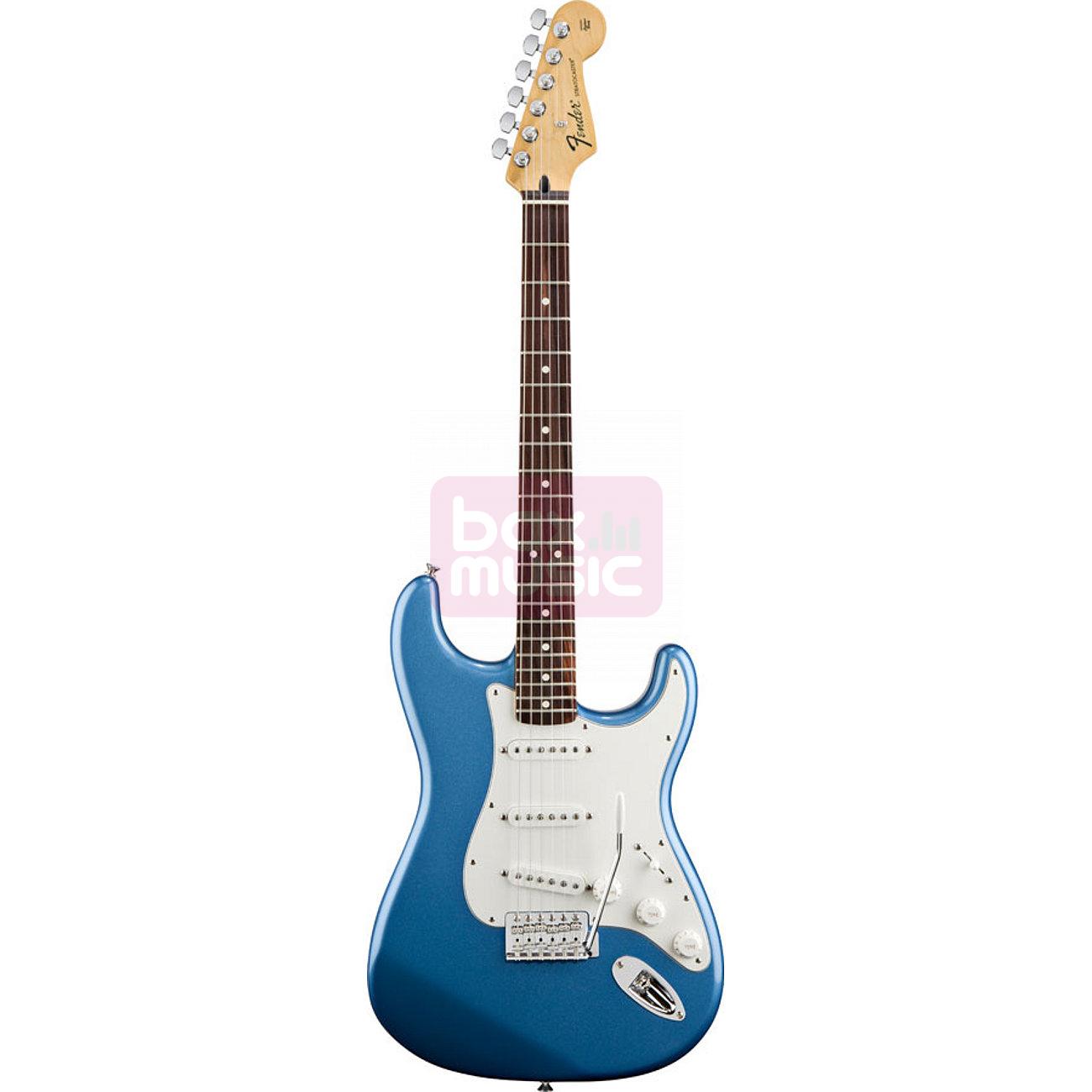 Fender Standard Stratocaster Lake Placid Blue RW
