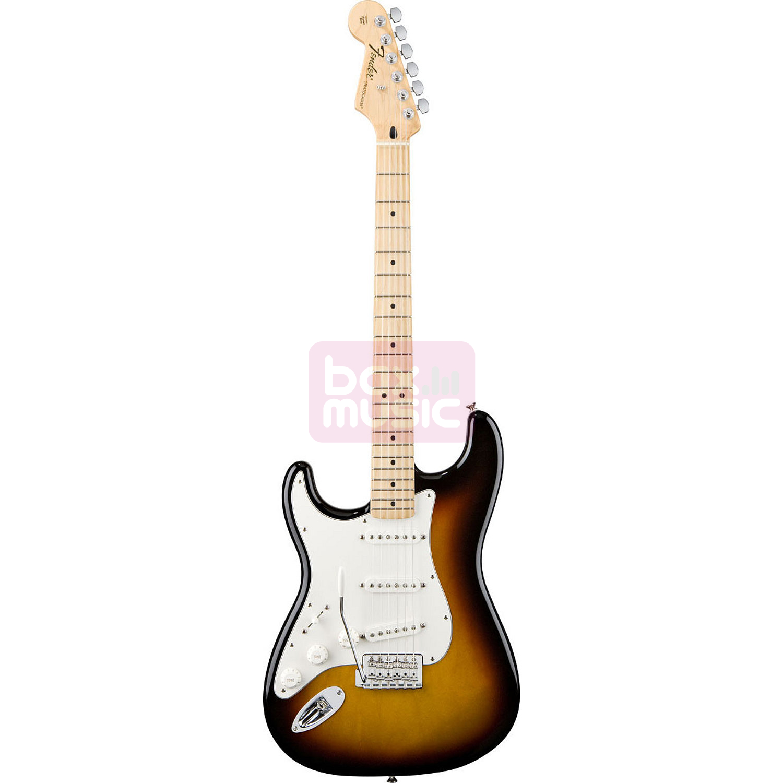 Fender Standard Stratocaster LH Brown Sunburst MN
