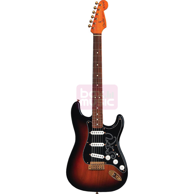 Fender Stevie Ray Vaughan Stratocaster 3-Color Sunburst