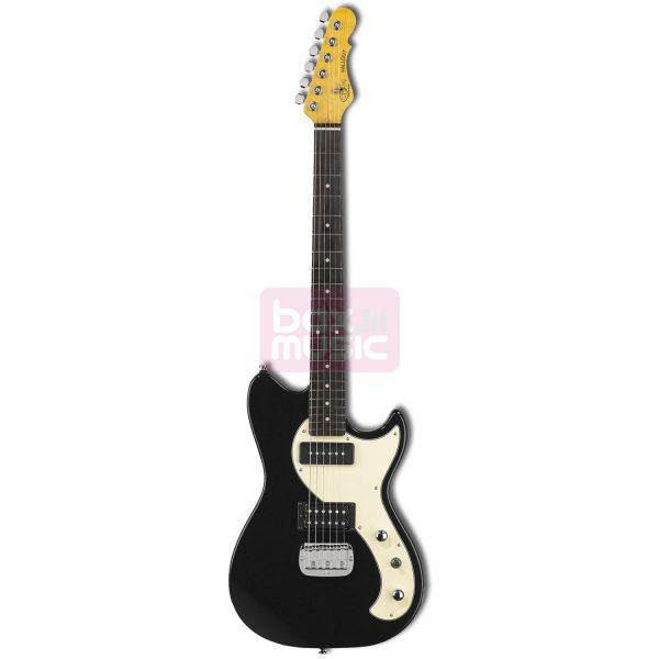 G&L Tribute Fallout Gloss Black elektrische gitaar