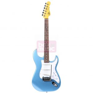 G&L Tribute Legacy elektrische gitaar Lake Placid Blue
