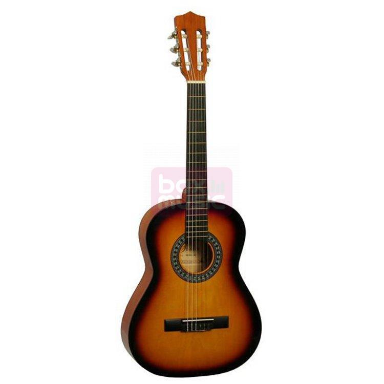 Gomez 036 3/4-model klassieke gitaar sunburst