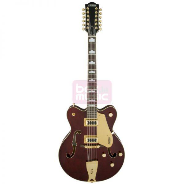 Gretsch G5422G-12 2016 Electromatic HLW 12-string Walnut Stain