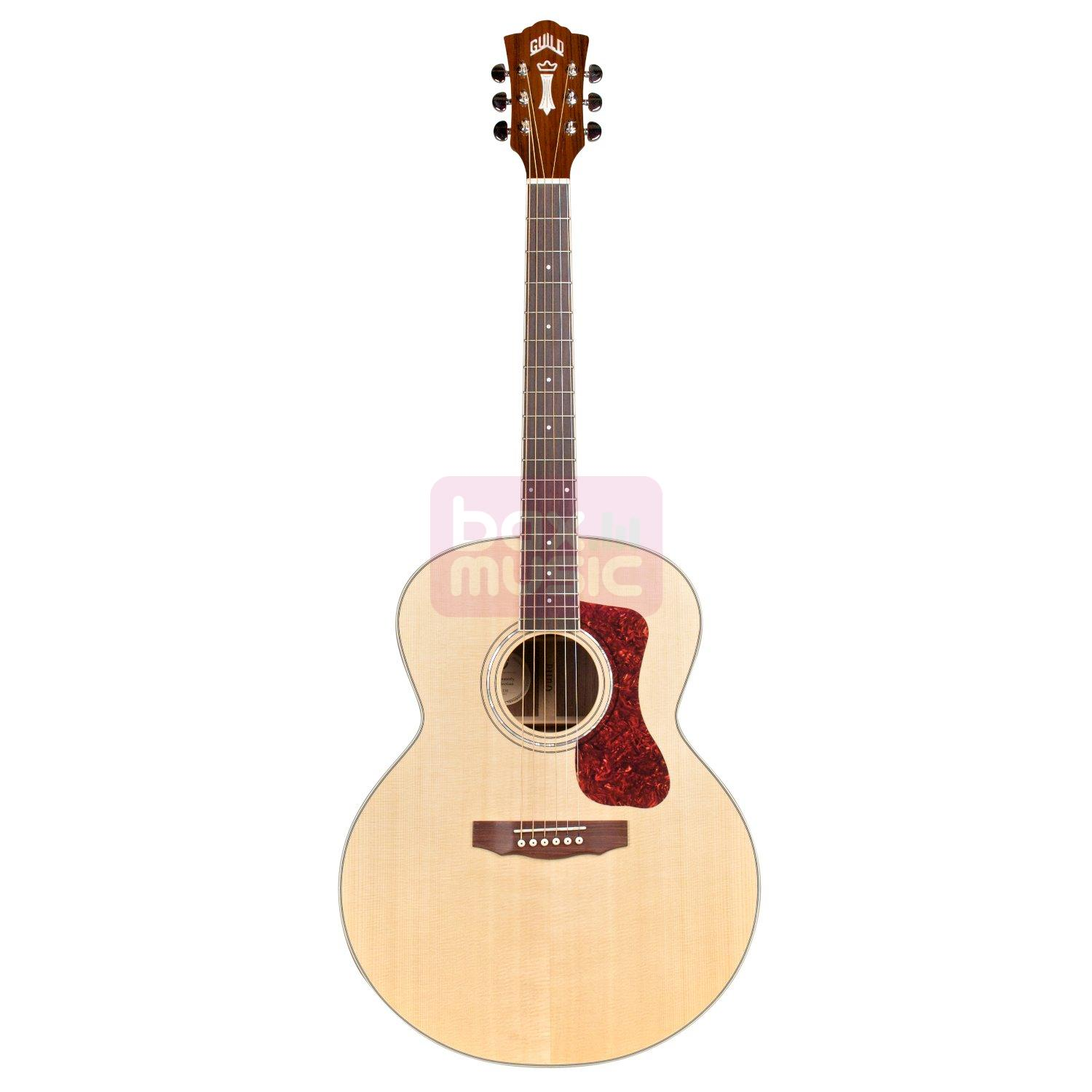Guild F-150 Natural Westerly Jumbo western gitaar