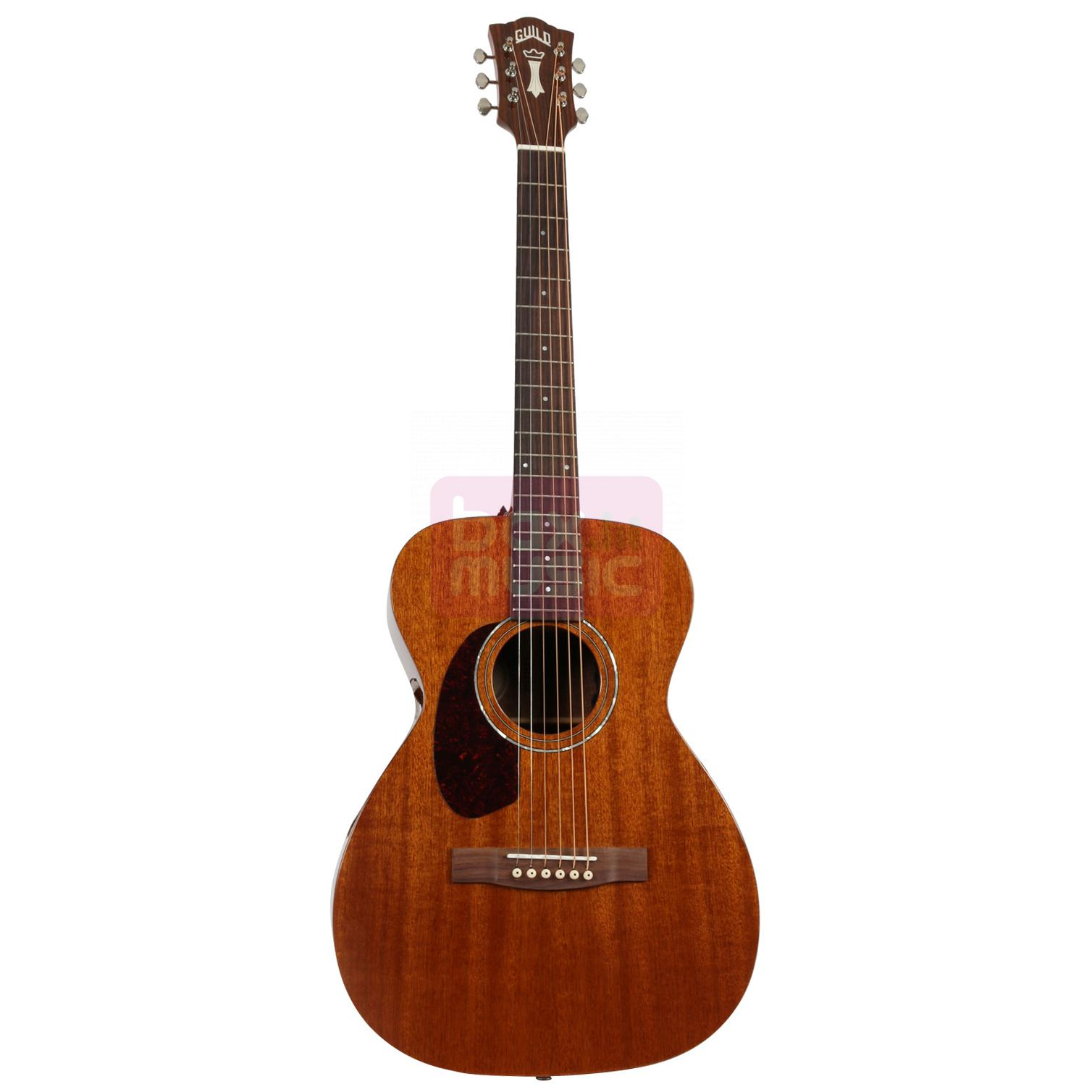 Guild M-120LH Natural Westerly linkshandige western gitaar