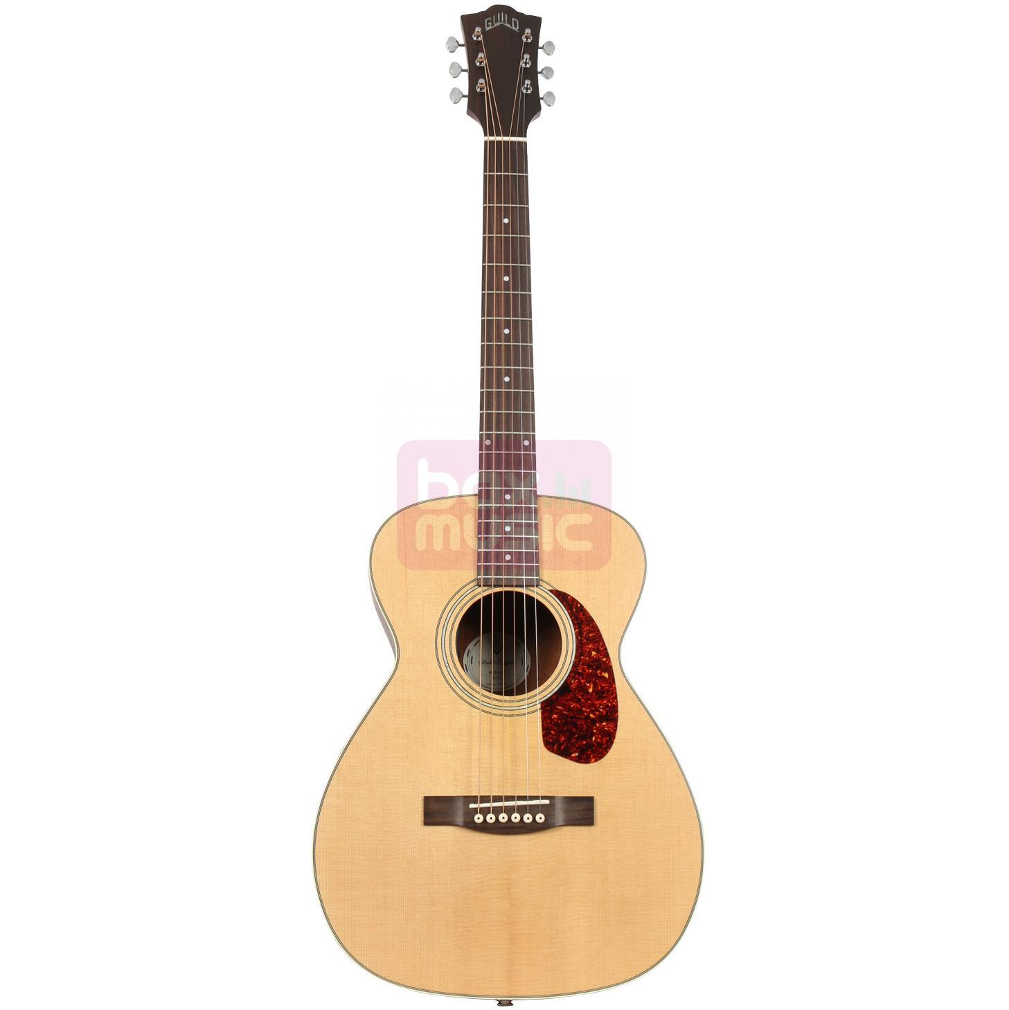 Guild M-240E Natural Westerly elektrisch-akoestische gitaar