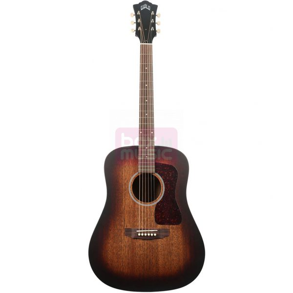 Guild USA D-20 Antique Burst western gitaar