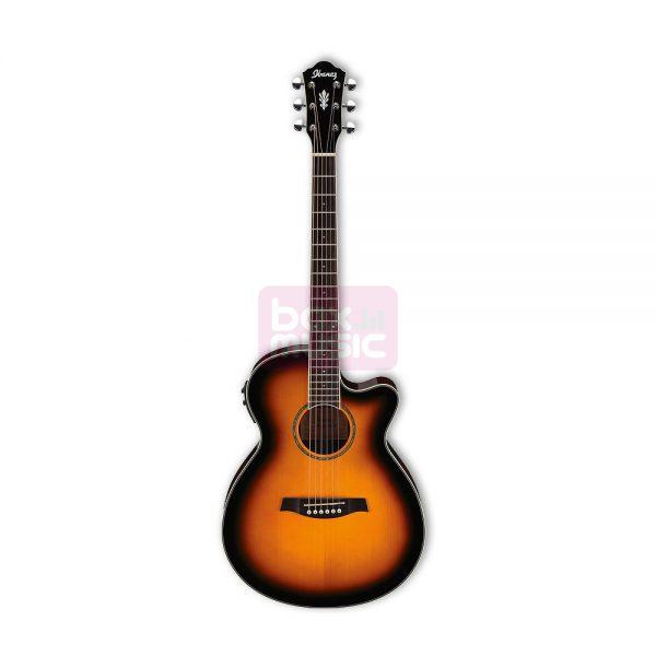 Ibanez AEG10II-VS AEG elektr. akoest. gitaar Vintage Sunburst