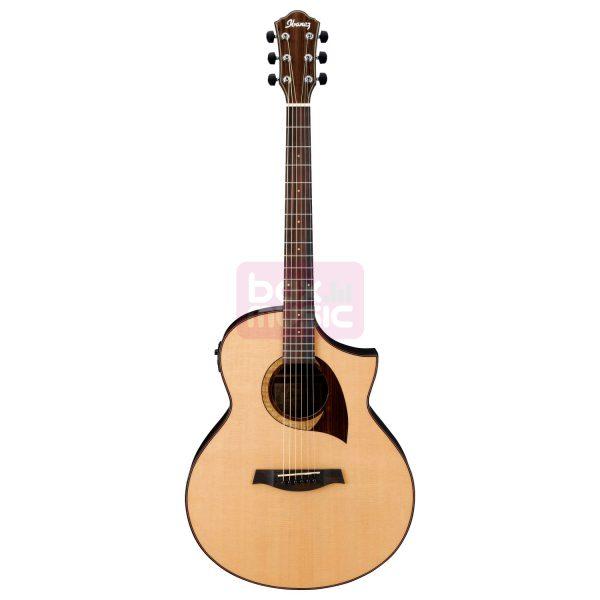 Ibanez AEW22CD-NT Natural elektrisch-akoestische western gitaar
