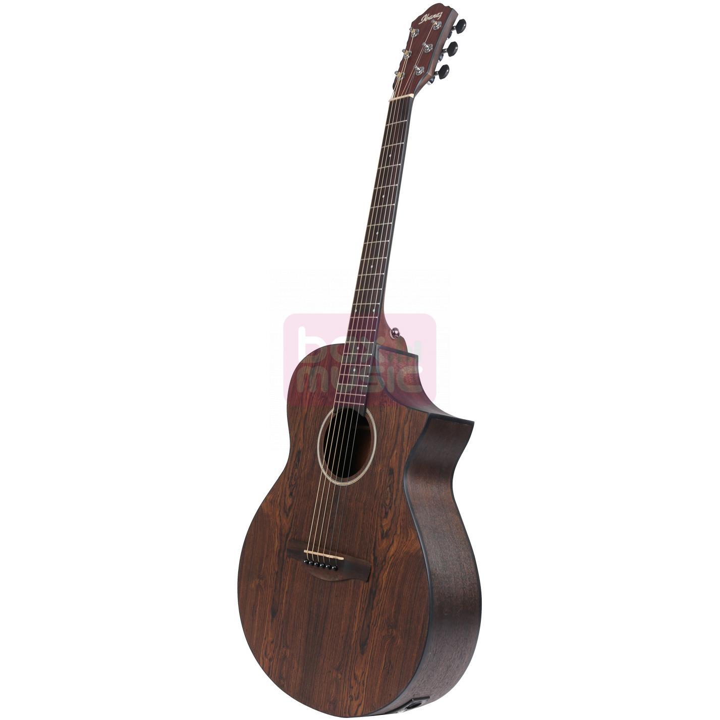 Ibanez AEWC31BC Open Pore Natural elektrisch-akoestische gitaar