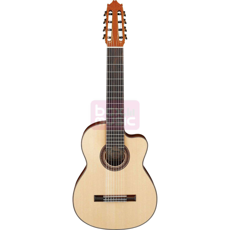 Ibanez G208CWC 8-snarige klassieke gitaar naturel