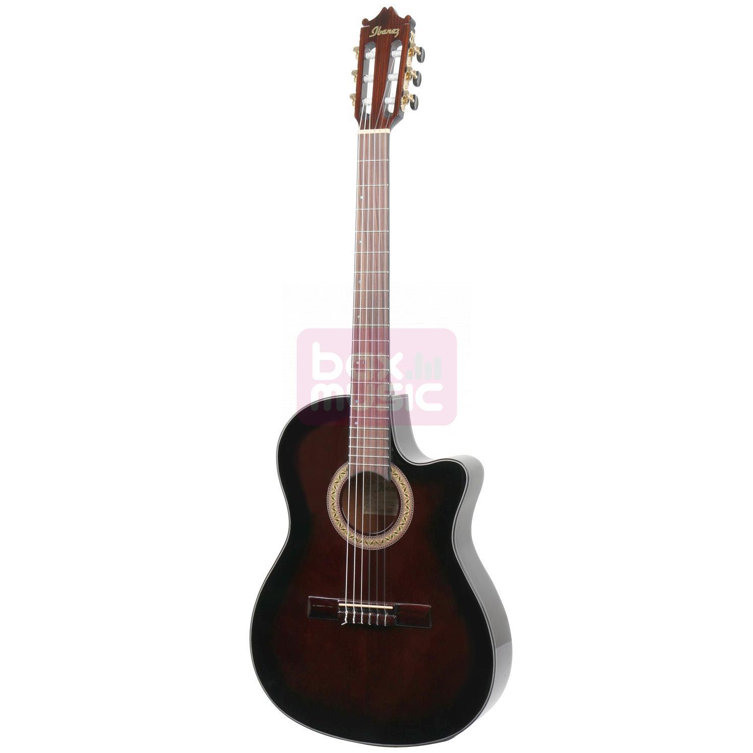 Ibanez GA35TCE Dark Violin Sunburst High Gloss