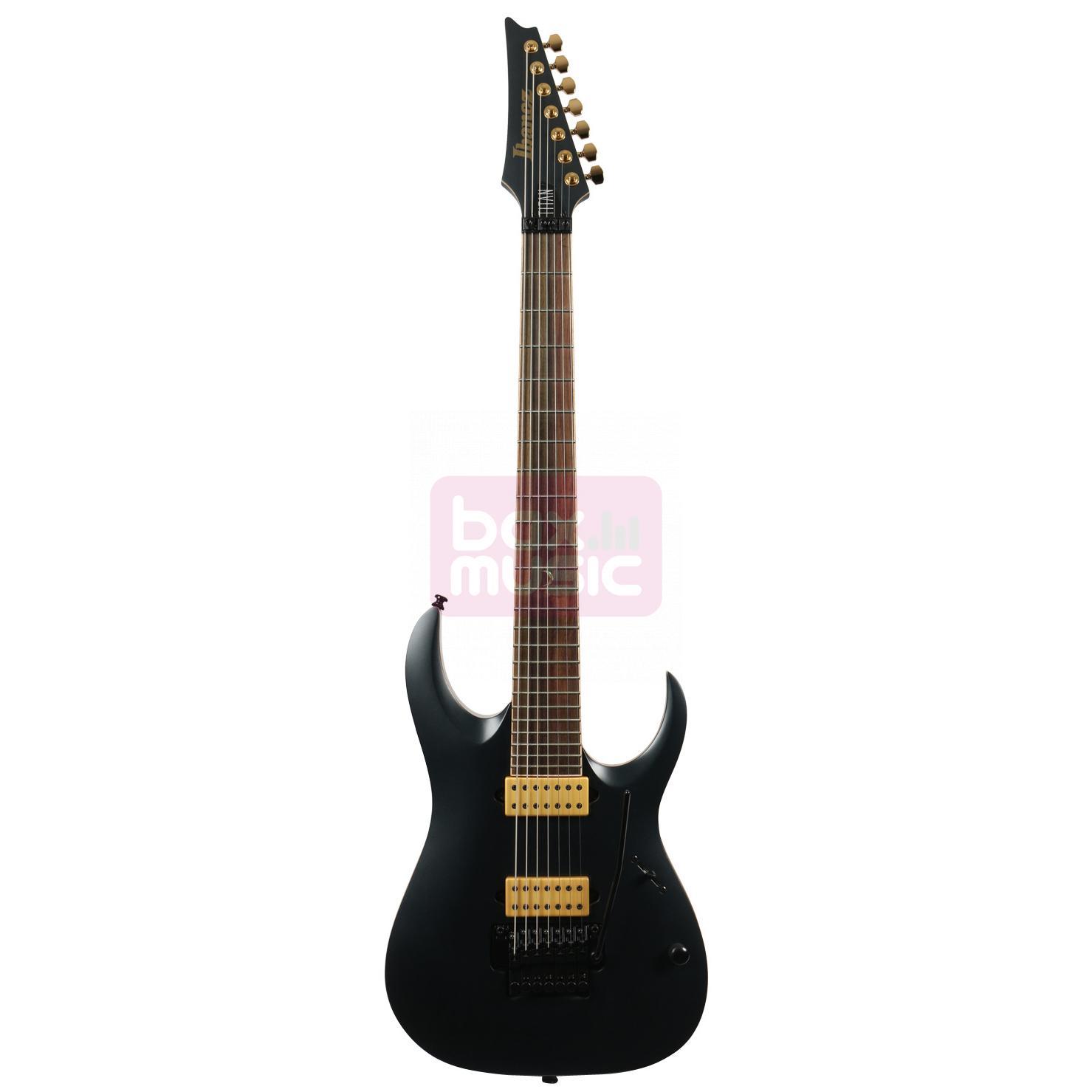 Ibanez JBM27 Jake Bowen Signature Matt Black 7-snarige gitaar
