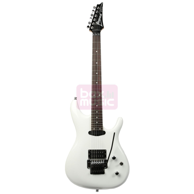Ibanez JS140-WH Joe Satriani Signature elektrische gitaar wit