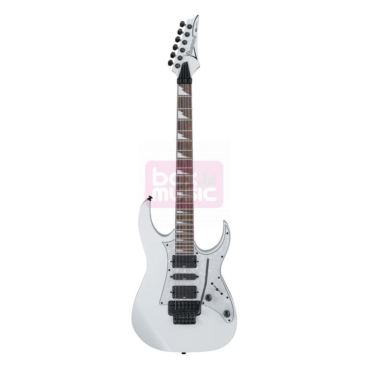 Ibanez RG350DXZWH RG elektrische gitaar wit