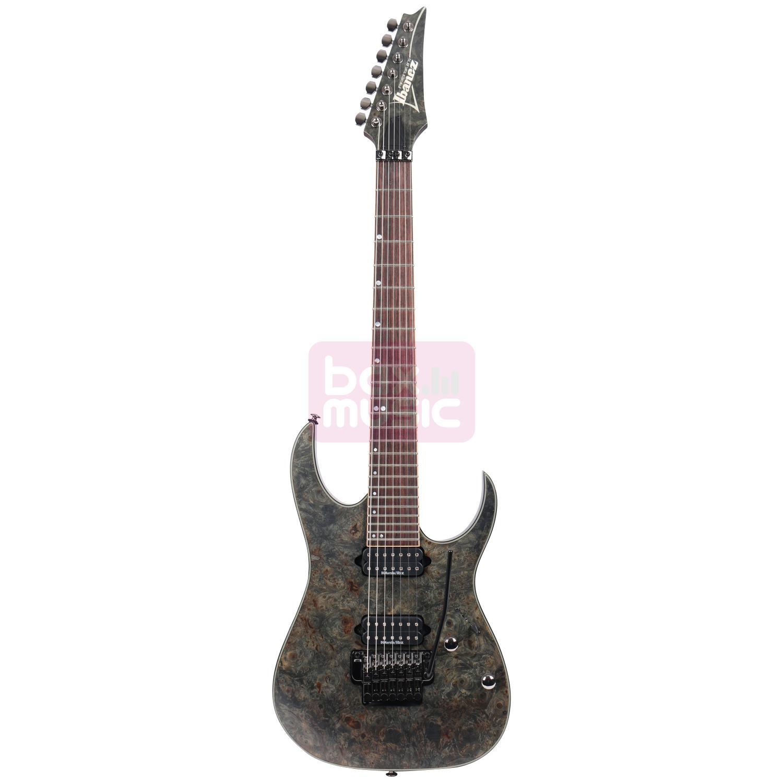 Ibanez RG927WBBZ-TGF Buckeye Burl Topped 7-snarige gitaar